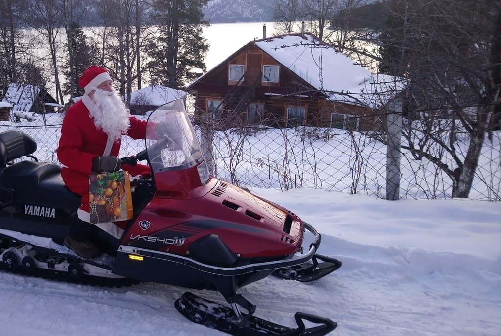 Телецкий Дед Мороз